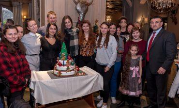 Деца от Сливен гостуваха на министъра на вътрешните работи