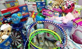 ГЕРБ-Сливен пак направи коледни подаръци за детските градини