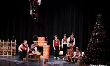 """Над 140 участници се състезаваха в конкурса """"Коледната магия са децата"""""""