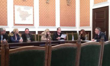 Стефан Радев с първи приемен ден за новия мандат