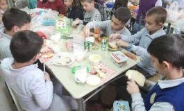 """Състезание за най-вкусен сандвич в ОУ """"Димитър Петров"""""""