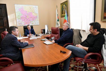 Гражданското участие в местното управление обсъди кметът Стефан Радев с експерти