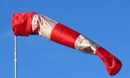 Вятър със 100 км/ч духа вчера в община Сливен