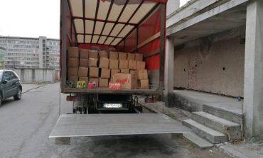 Хванаха два камиона храни с изтекъл срок на годност в Сливен