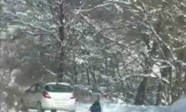 Шофьорът, теглил детето си зад колата, ще обжалва