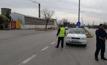 Полиция заварди всички входове и изходи на Сливен