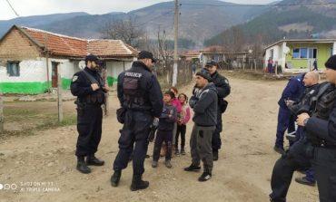 Мащабна полицейска операция в Твърдишко