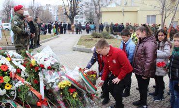 """НУ """"Васил Левски"""" отбеляза патронния си празник"""