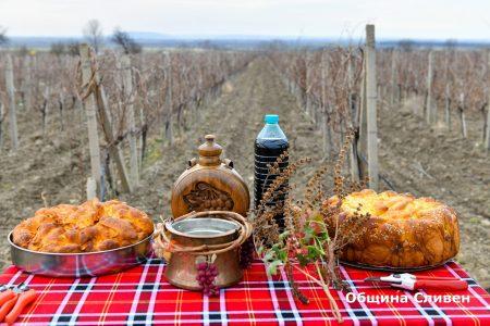 Община Сливен ще участва в международен проект за винопроизводство