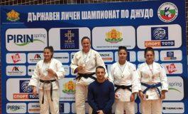 Катерина Дойчева с бронзов медал от шампионата по джудо при жените