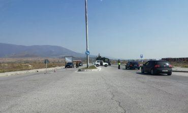 На 1 май контролът на КПП в Сливен остава завишен, пускат само при доказана необходимост