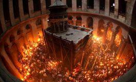 На Велика събота всеки може да види чудо - слизането на Благодатния огън