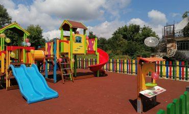 Откриха нова детска площадка в Стара река