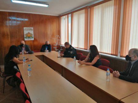 Главният секретар на МВР: Бързата реакция на ОДМВР–Сливен доведе до задържането на извършител на тежко престъпление