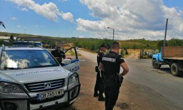 Арести при операция на прокуратура, полиция и жандармерия в Градец