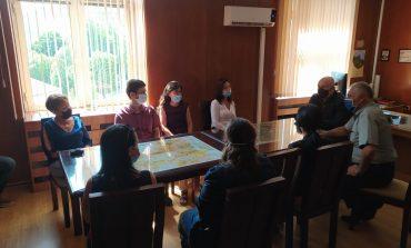 Иван Гешев беше днес в Сливен