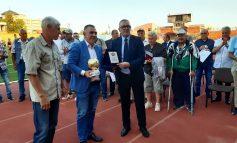 Сливен отбеляза 30 години от спечелването на Купата на България по футбол