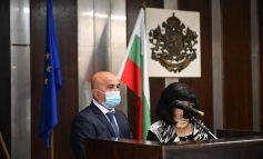 Денко Делчев положи днес клетва като общински съветник от ПП ГЕРБ – Сливен