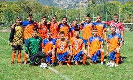 Поредна убедителна победа за юношите младша възраст на ОФК Сливен-2000
