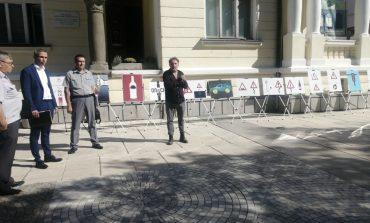 С изложба започнаха Дните за безопасност на пътя в Сливен