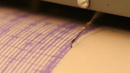 Земетресение на 100 км от Сливен тази сутрин