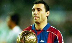 """""""Франс Футбол"""" избра Стоичков в елита на света за всички времена"""
