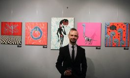 Сливенски художник подрежда в София осма самостоятелна изложба