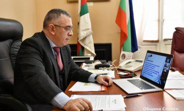 Стефан Радев участва в онлайн семинар за децентрализацията