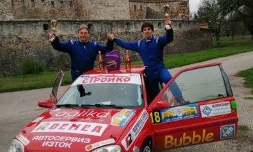 Виторио Попов приключва годината като шампион