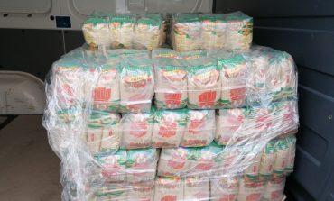 Сливенска фирма дари ориз на общинската хранителна банка