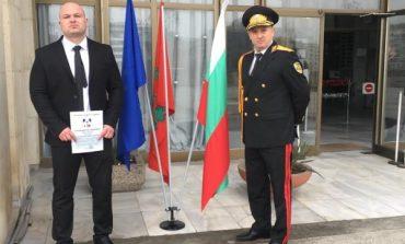 """Топкриминалист от Сливен на второ място за """"Полицай на годината"""""""