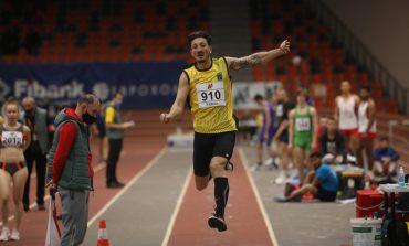 Сливналия стана за шести път шампион на България в скока на дължина в зала