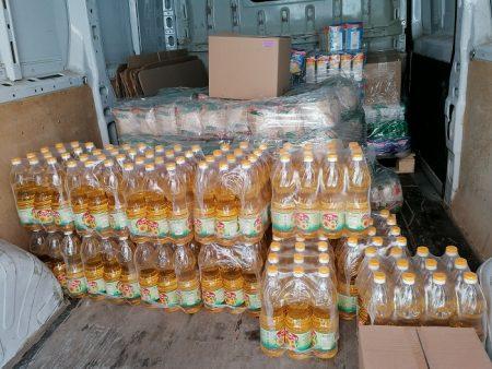"""Носител на наградата """"Добри Желязков"""" направи дарение за хранителната банка на общината"""