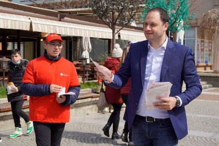 Петър Витанов с подкрепа за сливенската листа на БСП