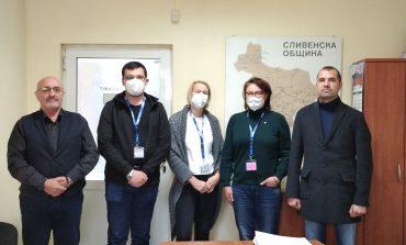 Деян Дечев се срещна с международни наблюдатели на изборите