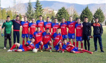Нова победа остави юношите на ОФК Сливен на върха
