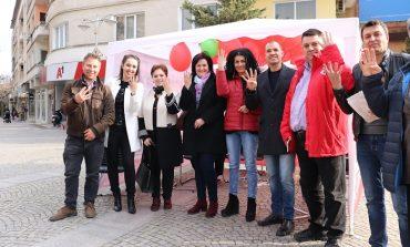 БСП закри кампанията си в Сливен
