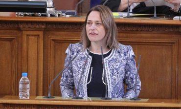 Ива Митева стана председател на Народното събрание