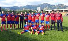 Юношите на ОФК Сливен с нова победа на върха в първенството