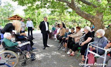 В Сливен започна изграждането на два нови социални центъра