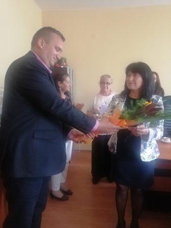 Минчо Афузов награди петима учители от област Сливен