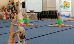 Сливен е домакин на Държавния индивидуален шампионатпо спортна акробатика
