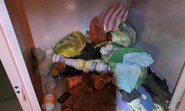 Сливналии си изхвърлят боклуците в контейнерите за дрехи