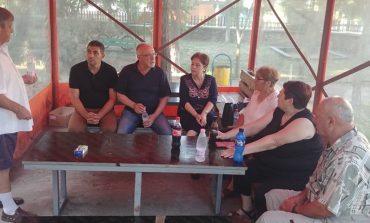 Кандидатите за народни представители от БСП-Сливен продължават своите срещи с граждани