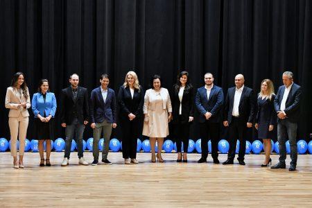 Коалиция ГЕРБ – СДС откри предизборната си кампания в Сливен