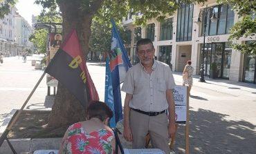 Подписката срещу ДПС тръгна и на главната улица в Сливен