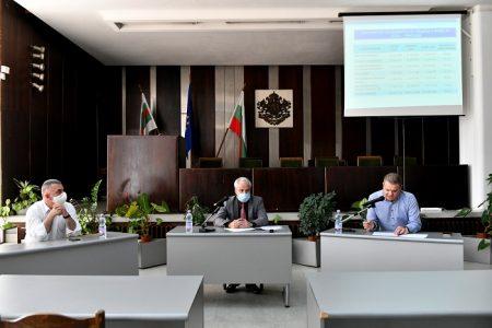 Обсъдиха изпълнението на бюджета за миналата година