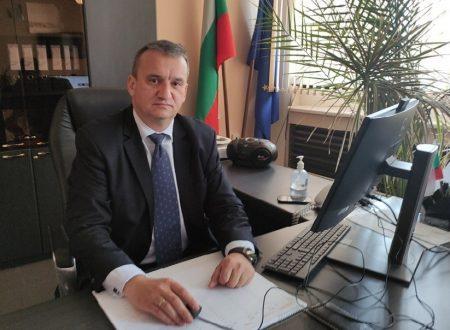 Минчо Афузов благодари на екипите, участвали в гасенето на пожара край Твърдица