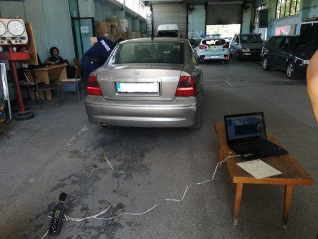ОДМВР-Сливен: Продължават проверките за изправност на шумозаглушителните системи на автомобилите