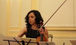 Цигуларка с международно признание оглави сливенския симфоничен оркестър